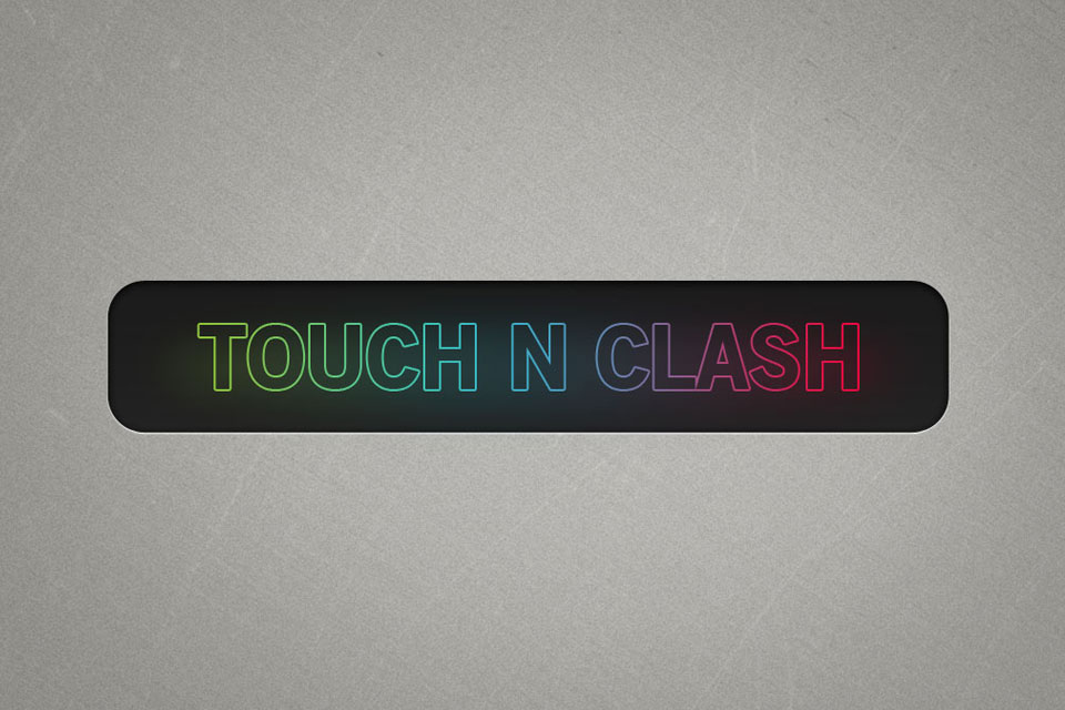Screenshot TOUCH N CLASH