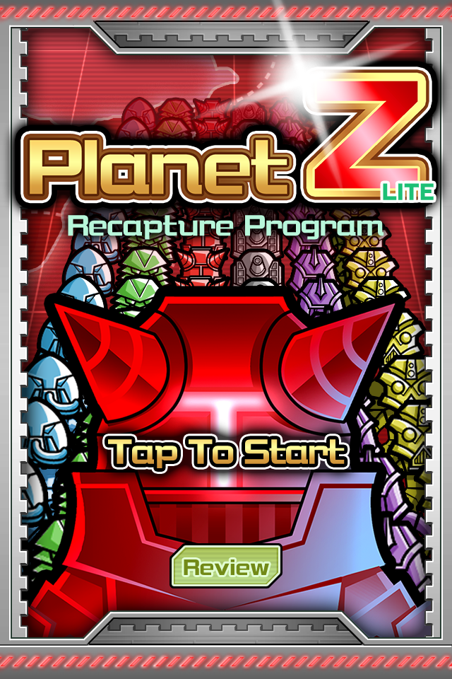 Screenshot PlanetZ Lite