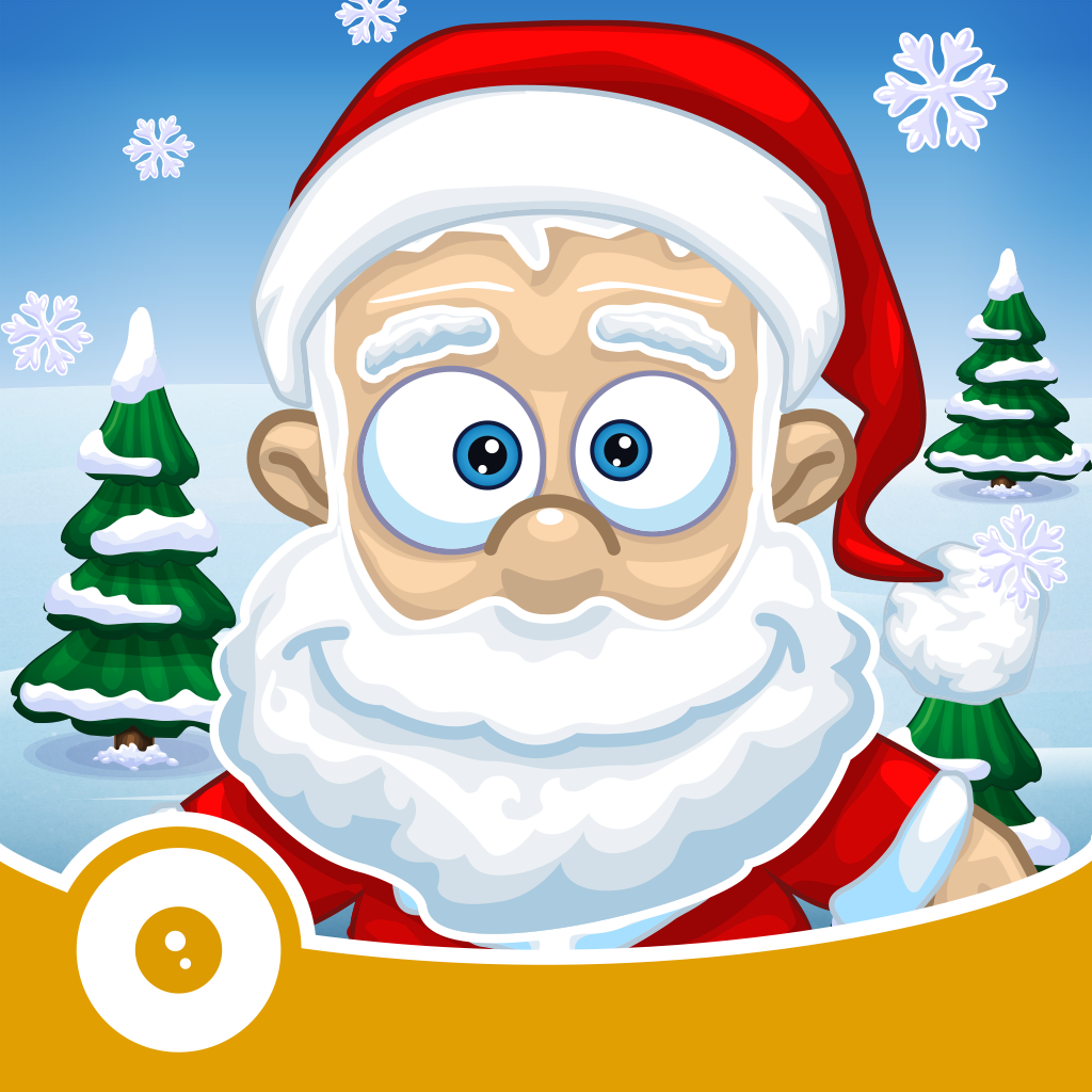 Feiertag - 4 lustige Weihnachts-Spiele für Kinder